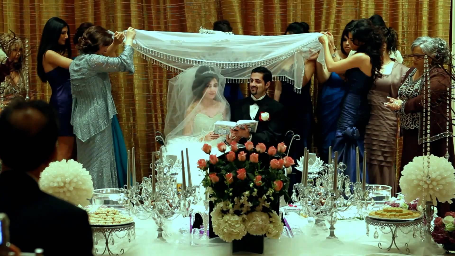 Praktik Budaya Pernikahan Di Iran