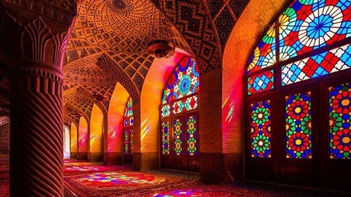 Bukti Iran Unggul dalam Arsitektur dan Desain