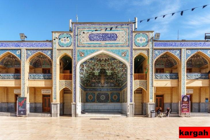 Lihatlah Keindahan Luar Biasa dari Situs Budaya Paling Penting Iran