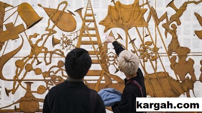 Seni Modern dan Kontemporer di Iran